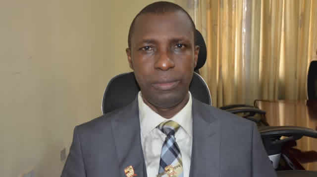 Ekiti VC Edward-Olanipekun